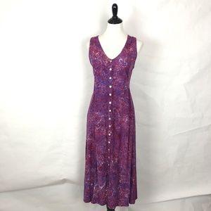 Marthas Vineyard Very Vineyard Long Maxi Dress